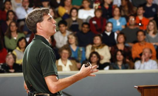 PROFESSOR RANDY PAUSCH – 10 MINUTE VIDEO