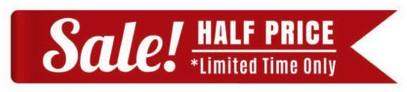 web design discount